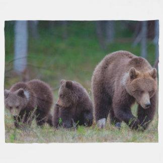 MOM and the KIDS Fleece Blanket