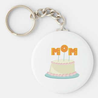 Mom Cake Key Chains