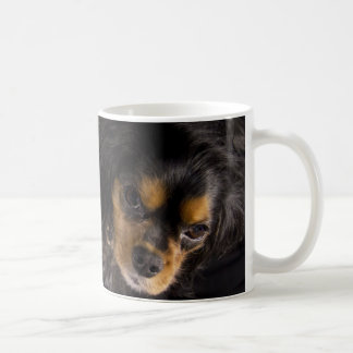 Mom…Cavalier King Charles Spaniel Basic White Mug