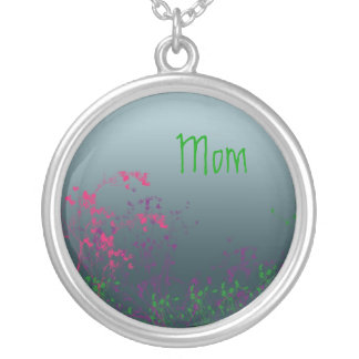 Mom, chilled out garden necklace