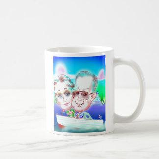 Mom & Dad Caricature Mug v. 1