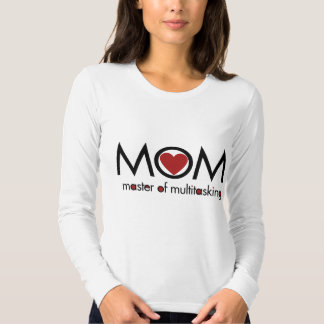 MOM for mothers day love T-shirts