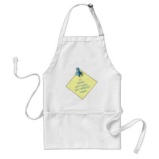 Mom Gift: If Mama Ain't Happy .. Memo, Thumbtack Standard Apron