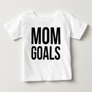 Mom Goals Gift for Mom, Shirts for Mom