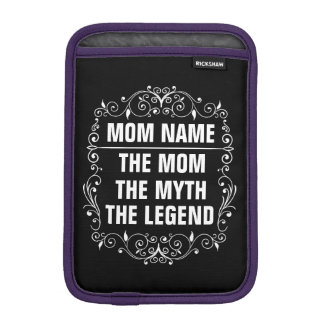 Mom Happy Mother's Day iPad Mini Sleeve