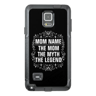Mom Happy Mother's Day OtterBox Samsung Note 4 Case