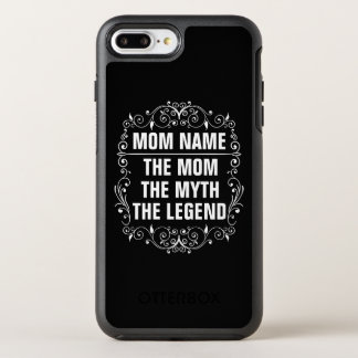 Mom Happy Mother's Day OtterBox Symmetry iPhone 8 Plus/7 Plus Case