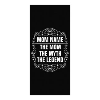 Mom Happy Mother's Day Rack Card