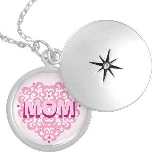 MOM HEART Locket