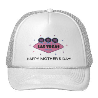 MOM Is Fabulous Las Vegas Mother's Day Hat