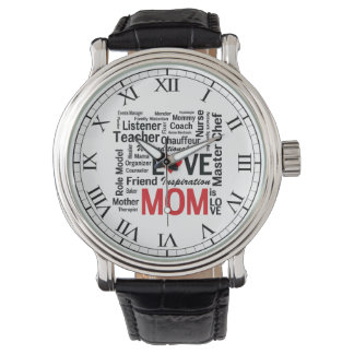 Mom is Love - Mother's Day or Mom's Birthday Watch