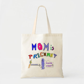 Mom is Pregnant Bags