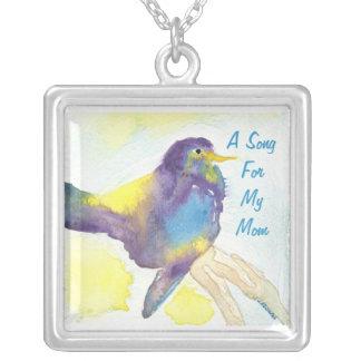 Mom Jewelry, Colorful Bird Jewelry