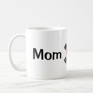 Mom Korean Mug
