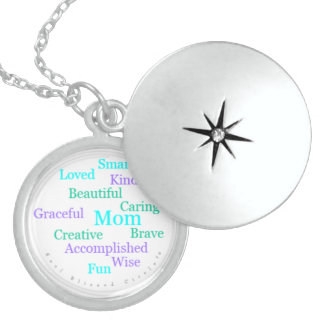 Mom Locket by Soul Blissed Circle