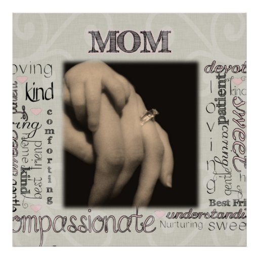 Mom Montage Posters