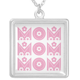 Mom Mother's Day  custom necklace Gift