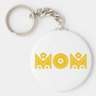 Mom Mother's Day Gifts Key Ring