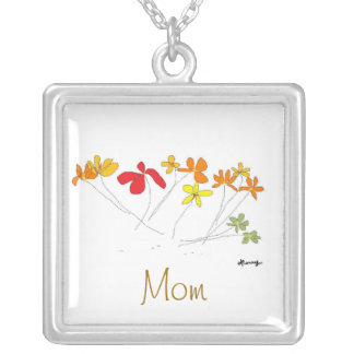 """""""Mom"""" Personalized Necklace"""