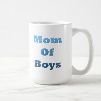 Mom Of Boys Mug