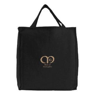 Mom of Sextuplets [Tan] Bag Bags