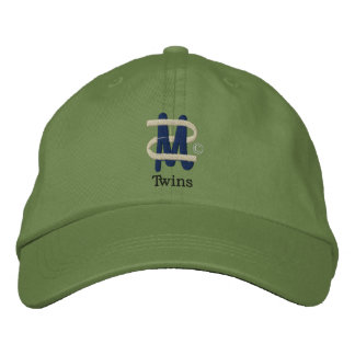 Mom of Twins [2] Embroidered Hat