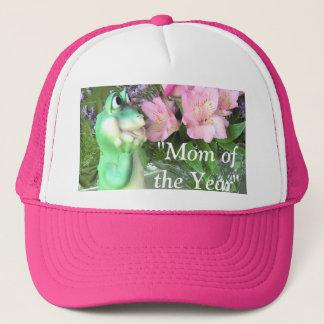 """Mom ofthe Year""-customize Trucker Hat"