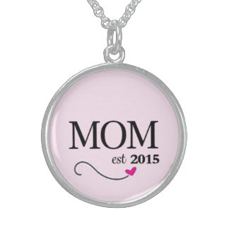 MOM Pendant with EST 2015