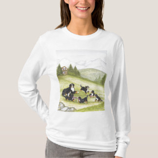Mom & pups T-Shirt