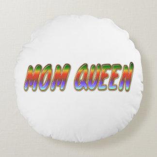 MOM QEEN ROUND CUSHION