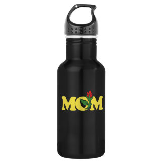 Mom red rose 532 ml water bottle