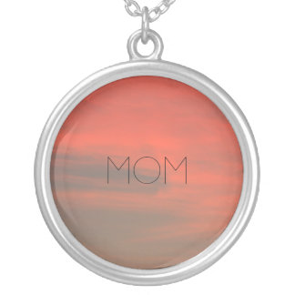 MOM Red Sky Necklace