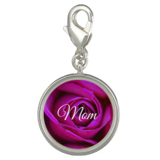 Mom Rose Charm