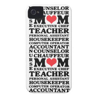 Mom s Jobs iPhone 4 Case