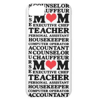 Mom s Jobs iPhone 5 Case