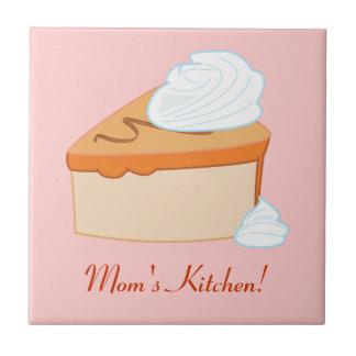 Mom s Kitchen Piece of Pie Tile