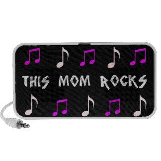 MOM SPEAKERS Music tunes speakers Customizable