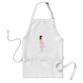 Mom To Be Apron