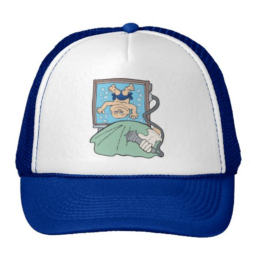 Mom To Be Baby Boy Maternity Mesh Hats