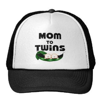Mom to Twins (Peapod) Cap