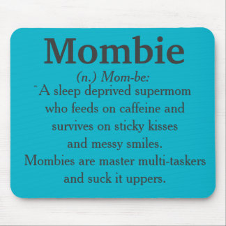 Mombie Mousepad