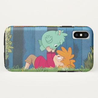 Mombou and Petunia iPhone X Case