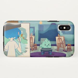Mombou's Art Project 2 iPhone X Case