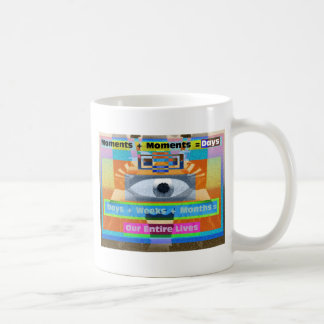 Moments Days Months Lives Mugs