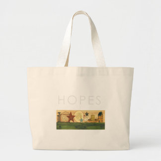 moments like this large tote bag