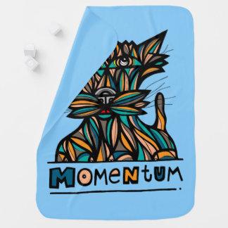 """Momentum"" Baby Blanket"