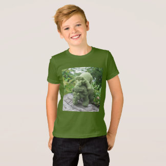 Momma and Baby Triceratops T-shirt