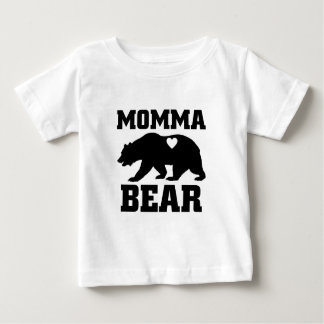 Momma Bear Best Gift Quote for mom shirt