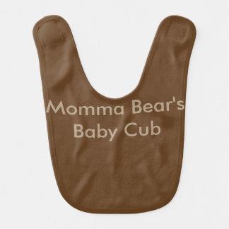 Momma Bear Bib