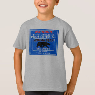Momma Bear Security T-shirt